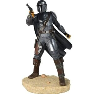 Star Wars Premier Collection Mandalorian MK 3 Statue