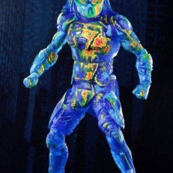 Thermal Vision Fugitive Predator