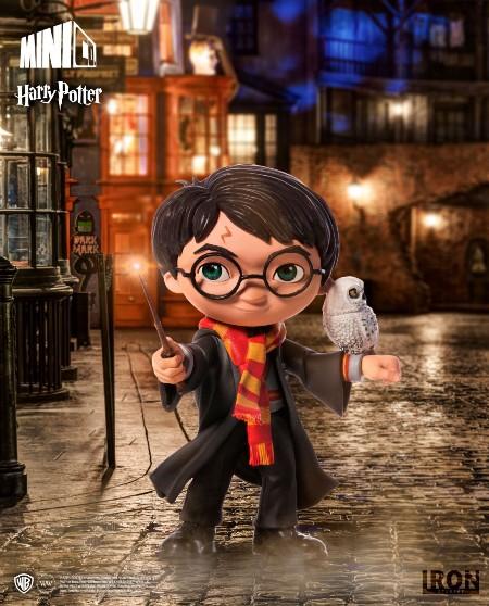 IRON STUDIOS MINI CO Harry Potter