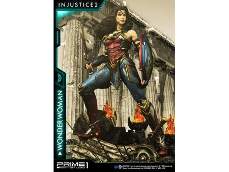 Injustice 2 Wonder Woman Premium Masterline 1/4 Scale Statue
