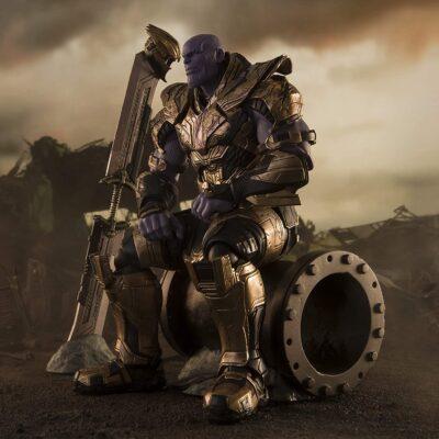 BANDAI Avengers: Endgame S.H.Figuarts Thanos (Final Battle Edition) PRE VENTA