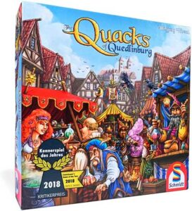 7. QUACKS OF QUEDLINBURG