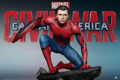 SPIDER-MAN CIVIL WAR PREMIUM STATUE