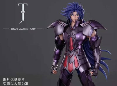 Titan Jacky Art – SAGA