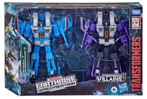 Transformers War for Cybertron: Earthrise Voyager WFC-E29 Seeker Two-Pack