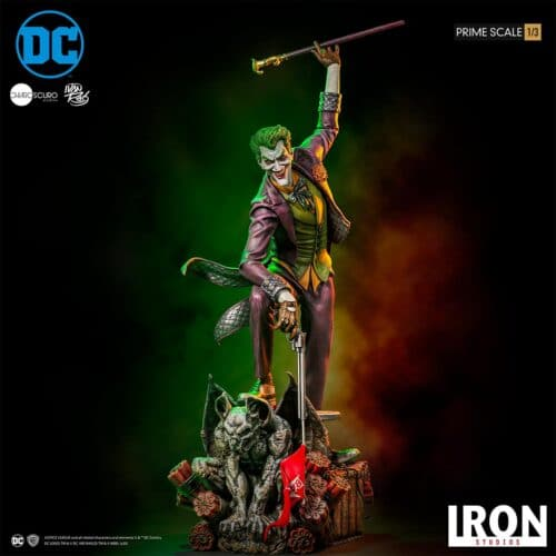 DC Comics The Joker Prime Scale Limited Edition Statue