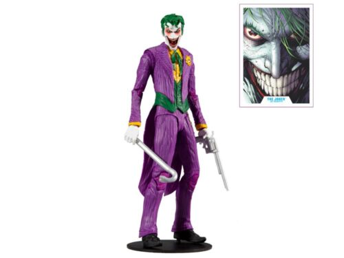 DC Rebirth DC Multiverse The Joker Action Figure