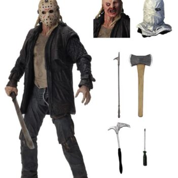 Friday the 13th (2009) Ultimate Jason Voorhees Figure