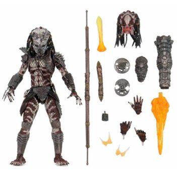 NECA Predator 2 Ultimate Guardian
